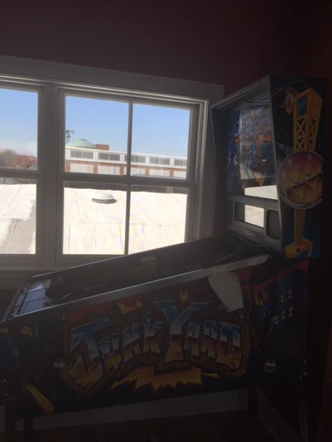 Williams Junk Yard Machine - great game!